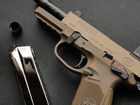 Cybergun FNX-45 Tactical GBB その3