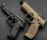 Cybergun FNX-45 Tactical GBB その5