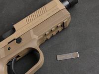 Cybergun FNX-45 Tactical GBB 動画 他