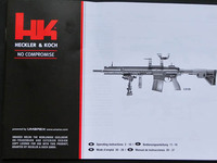 UMAREX/VFC G28 DMR GBBR DX Limited 各部チェック 2