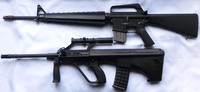 GHK AUG-A2 GBB その2