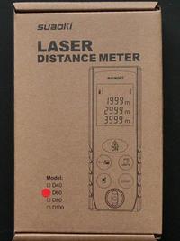 レーザー距離計 購入
