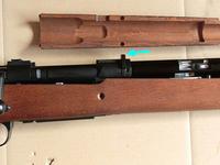 S&T M1903 エアーコッキングライフル 実射