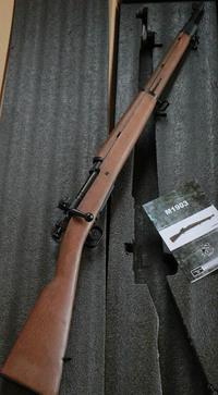 S&T M1903 エアーコッキングライフル ジャンク品 仕上げ直し