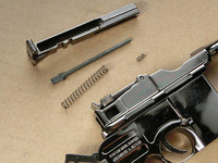 Blackcat Mini Model Gun M1932 ファイアリング・ピン加工