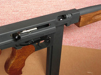 CyberGun M1A1 Thompson Open Bolt GBB SMG