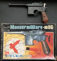 LS モーゼル・ミリタリーM96