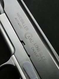 MGC ハードボーラー 7インチ GBB