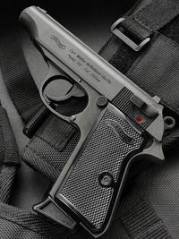 マルシン 組み立てキット・モデルガン Walther PP HW