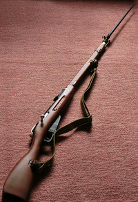 RedFire(ZETA-LAB) モシンナガン M1891 ガスボルトアクションライフル 動画