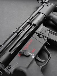 VFC/Umarex H&K MP5K GBB ボルト仮組み