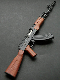Blackcat Mini Model Gun AK74