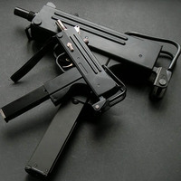 Blackcat Mini Model Gun MAC10