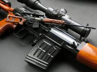 Blackcat Mini Model Gun SVD