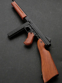 Blackcat Mini Model Gun M1928A1