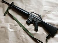 東京マルイ スタンダード電動ガン M16A1 VN