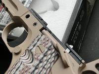 マルイ M45A1 CQBピストル ガスブローバック 続き