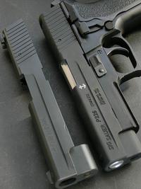 東京マルイ SIG SAUER P226 MK25化 その1