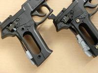 東京マルイ SIG SAUER P226 MK25化 その2 226RとE2比較