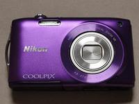 Nikon COOLPIX S3300 分解清掃