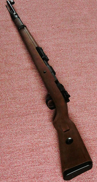 PPS kar98k Gas Bolt action Rifle 続き