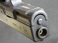 Stark-Arms S19 スライドとフレームの隙間修整