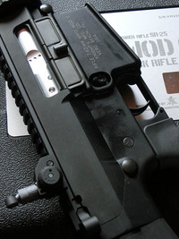 VFC SR25 KAC MK11 MOD0 GBB Rifle DX その3