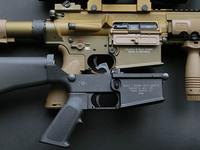 VFC SR25 KAC MK11 MOD0 GBB Rifle DX 内部チェック