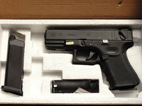 HK3 G23 Gen4 GBB(Black) その1