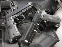 WE New System M9A1 GBB Pistol Semi&Auto Ver. 実射及び動画