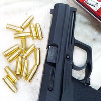 H&K P8の発火性能