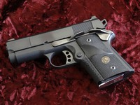 DETONICS .45 COMBAT MASTER  10-8 Performance