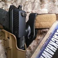 BLACKHAWK SERPA CQC part.4