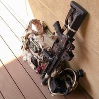HK416D part.90 P-MAG FDE