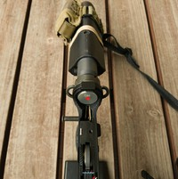 HK416D part.100 Final Details
