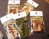 BDU用 中古徽章やテープ類入荷