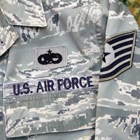 アメリカ空軍ABUジャケット&パンツ入荷