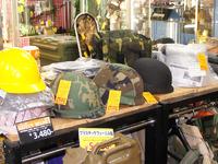 ヘルメット&関連商品入荷