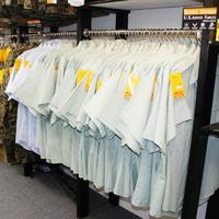 アメリカ空軍 制服シャツ ¥980~