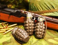 Mk2手榴弾 数量限定にて販売中
