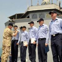 海軍 ユーティリティ ワーキング シャツ 入荷
