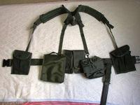 台湾陸軍装備 ベルトキット