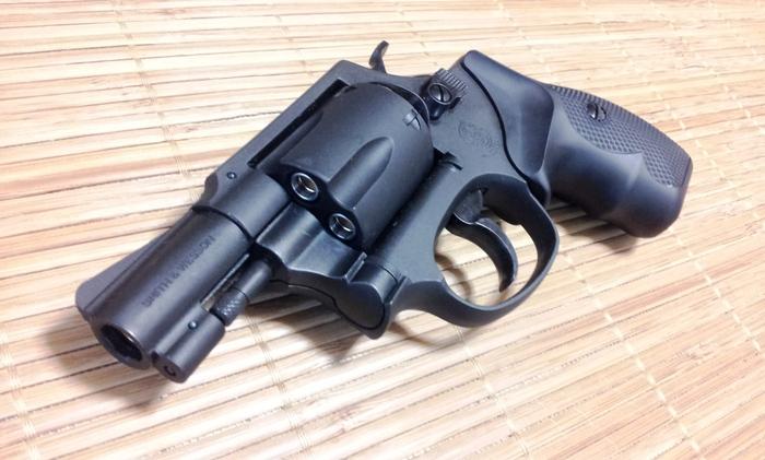 マルシン M36チーフスペシャル Xカート6mm