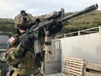 ATF北九州支局対テロ訓練(米軍特殊部隊と・・・