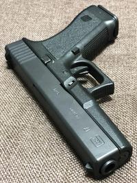 東京マルイ Glock17 Gen2化カスタム