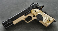 WA-base KIMBER CUSTOM COVERT II のつづき