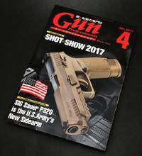 Gun Professionals誌購入