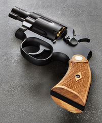 HWS S&W .38 MILITARY & POLICE Model of 1905 2inch のおまけ