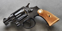 HWS S&W .38 MILITARY & POLICE Model of 1905 2inch のつづき