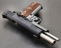 WA KIMBER TACTICAL CUSTOM II のおまけ